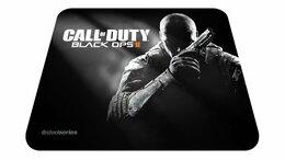 Коврики для мыши - Коврик SteelSeries QcK Call Of Duty Black Ops II, 0