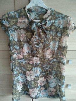 Блузки и кофточки - Блузка 48 р. Шифон., 0