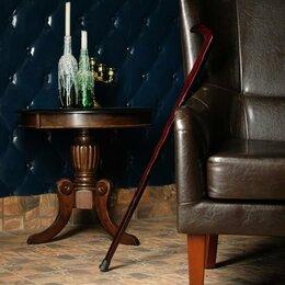 Зонты и трости - Трость сувенирная 90см, темная, 0