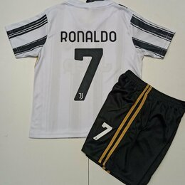 Спортивные костюмы и форма - Футбольная форма Ювентус Роналду Juventus Ronaldo, 0