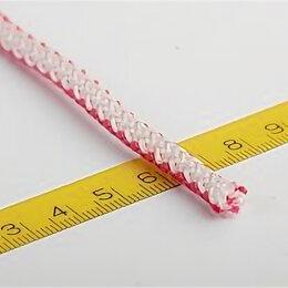Аксессуары и комплектующие - Шнур вязаный д 6 мм 20м цветной, 0