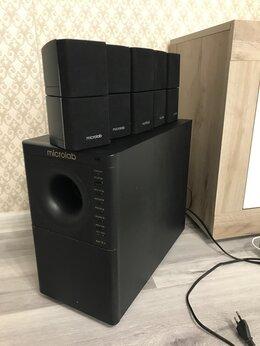 Компьютерная акустика - Колонки с сабвуфером Microlab, 0