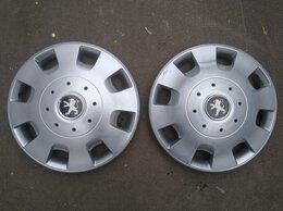 Шины, диски и комплектующие - Peugeot колпаки. SKS 400 PAT 00517, 0