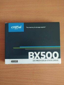Внутренние жесткие диски - SSD 480Gb Crucial BX500 (CT480BX500SSD1), 0