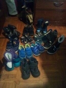 Ботинки - Детская обувь, 0