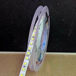 Светодиодные ленты - Светодироодная лента 9,6вт 24в холодный белый, 0