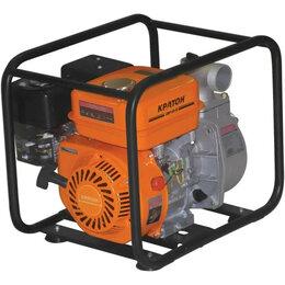 """Мотопомпы - Мотопомпа """"Кратон"""" GWP-50-02H, бензиновая, 5 л.с., для чистой воды, d=50 мм, 0"""