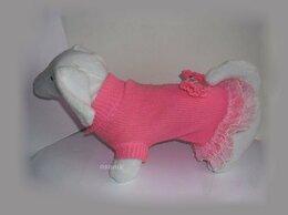 Одежда и обувь - свитер платье для собаки, 0