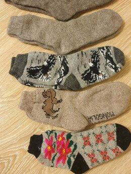 Носки - Носки мужские вязаные шерстяные тёплые, 0