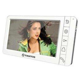 Мониторы - Мониторы Tantos Монитор7цв.LCD экр..h.f.2пан 4мон. PAL/NTSC. бел. Tantos Amel..., 0