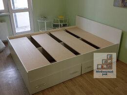 Кровати - Кровать Амелина с ящиками , 0
