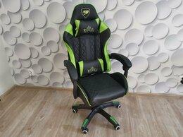 Компьютерные кресла - Игровое кресло аналог cougar новое, 0