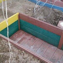 Заборчики, сетки и бордюрные ленты - Ограждения для грядок, 0
