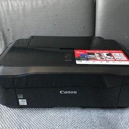 Принтеры, сканеры и МФУ - Струйный принтер Canon Pixma IP4700, 0