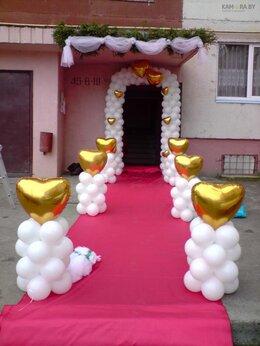 Свадебные украшения - Оформление входа, 0