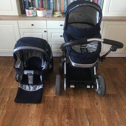 Коляски - Детская коляска 2 в 1 Emmaljunga Edge Combi Duo, 0