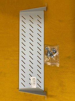 Аксессуары для сетевого оборудования - Полка Canovate перфорированная консольная 1U 13 шт, 0