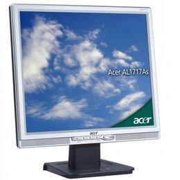 """Мониторы - Монитор 17"""" Acer Acer AL1717Asm, 0"""