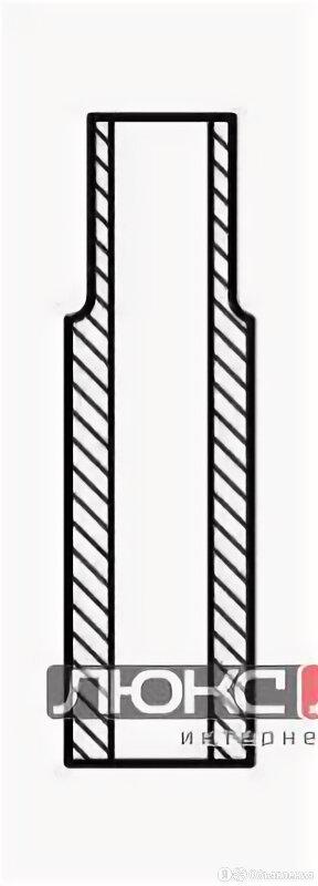 AE VAG96028 Направл.клап.5.99x10.05x45  по цене 192₽ - Отопление и кондиционирование , фото 0