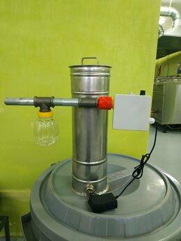 Грили, мангалы, коптильни - Дымогенератор для электростатики, 0