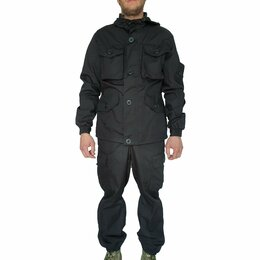 Одежда и обувь - Костюм горка 8 черный, 0