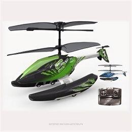 Радиоуправляемые игрушки - Вертолет 3-х канальный Гидрокоптер,, 0