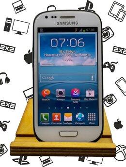 Мобильные телефоны - Смартфон Samsung Galaxy S III mini GT-I8190 8GB …, 0