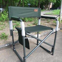 Походная мебель - Складное кресло Camping World Commander, новое, 0