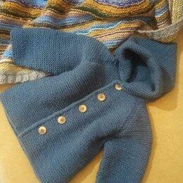 Свитеры и кардиганы - Вязаная одежда для мальчиков, 0