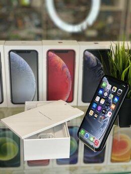 Мобильные телефоны - iPhone Xr Black 64 gb Ростест, 0