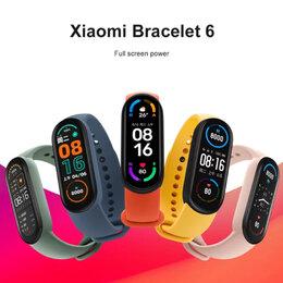 Умные часы и браслеты - Xiaomi Mi Band 6 🇷🇺, 0