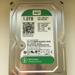 Жёсткие диски и SSD - Жёсткий диск, 0