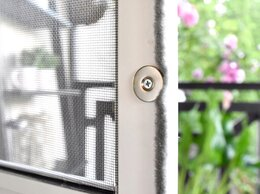 Окна - Москитная сетка в нарезку, 0