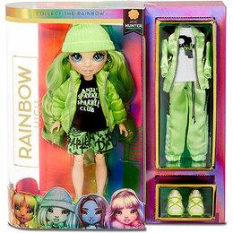 Куклы и пупсы - Rainbow High Jade Hunter, 0