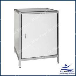 Тумбы - Стол-тумба дверка СТЛ 1-01 (пластик), 0