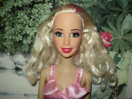 Куклы и пупсы - Кукла Барби 55 см, 0