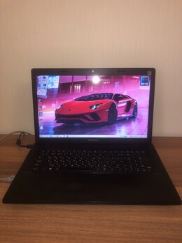 Ноутбуки - Ноутбук Lenovo G700 i5 17.3, 0