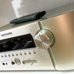 Усилители и ресиверы - Мощный Hi-Fi ресивер Marantz SR5003 с Hdmi/ Bi-amp, 0
