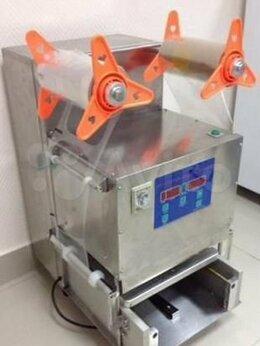Упаковочное оборудование - Запайщик лотков автоматический Hl 95 А Лаккк, 0