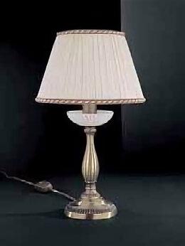 Настольные лампы и светильники - Настольная лампа Reccagni Angelo P 5400 P, 0