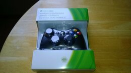 Рули, джойстики, геймпады - Беспроводные джойстики на Xbox 360 и компьютер, 0