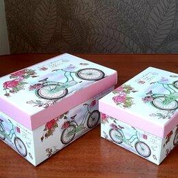 Подарочная упаковка - Коробочки подарочные, 0