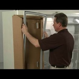 Аксессуары и запчасти - Уплотнитель для холодильника, 0