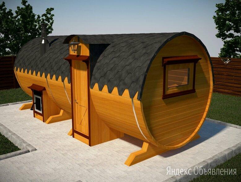 Мобильная баня  по цене 446000₽ - Готовые строения, фото 0