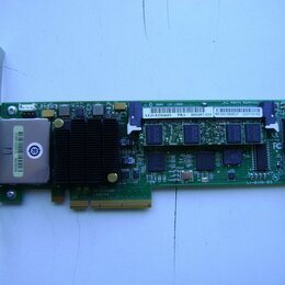 Прочие комплектующие - PCI-X8 RAID контроллер LSI SAS 8888-ELP, 0