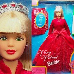Куклы и пупсы - Барби Very Velvet, 1998 год, 0