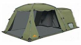Палатки - Палатка кемпинговая Alexika White House plus (5+), 0
