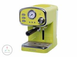 Кофеварки и кофемашины - Кофеварка Oursson EM1505/GA рожкового типа,…, 0