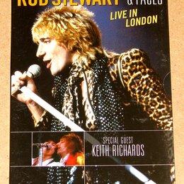 Музыкальные CD и аудиокассеты - Rod Stewart & Faces-1975 Live in London, 0