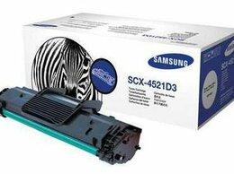Чернила, тонеры, фотобарабаны - SCX-4521D3 Тонер SAMSUNG, 0